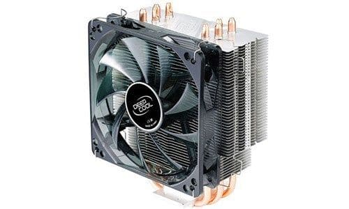 DEEPCOOL GAMMAXX 400 CPU Cooler 4 Heatpipes 120mm PWM Fan with Blue LED $21.99