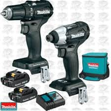 Makita CX200RB-R Reconditioned 18V LXT Sub-Compact Brushless 2-Piece Combo Kit (2.0 Ah) $135 + free shipping