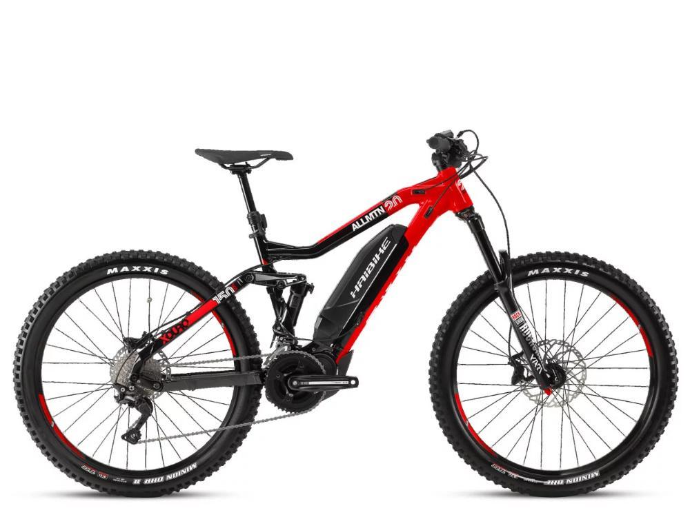 2019 Haibike Allmtn 2.0 Electric Bike - $2495 - down from $4699 $2495