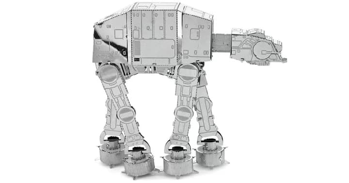 3D Metal Puzzle Dog Soldier Model (AT-T)  $0.79 Shipped