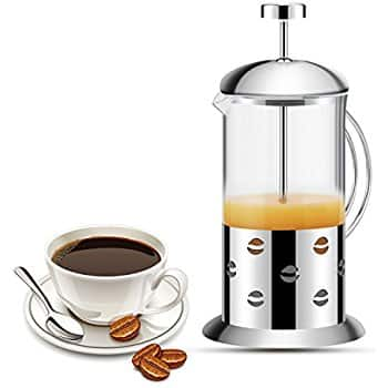20 Ounce Coffee Pot French Press 55%off with Promo Code $9.89