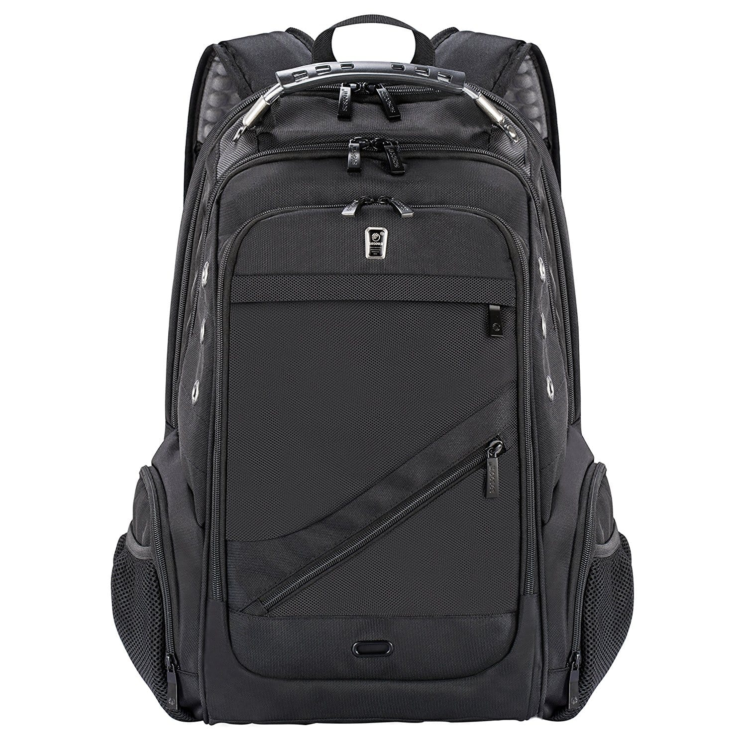 15.6 Inch Anti-Theft Water Resistant Laptop Backpack with USB Charging Port $25.89 @ Amazon