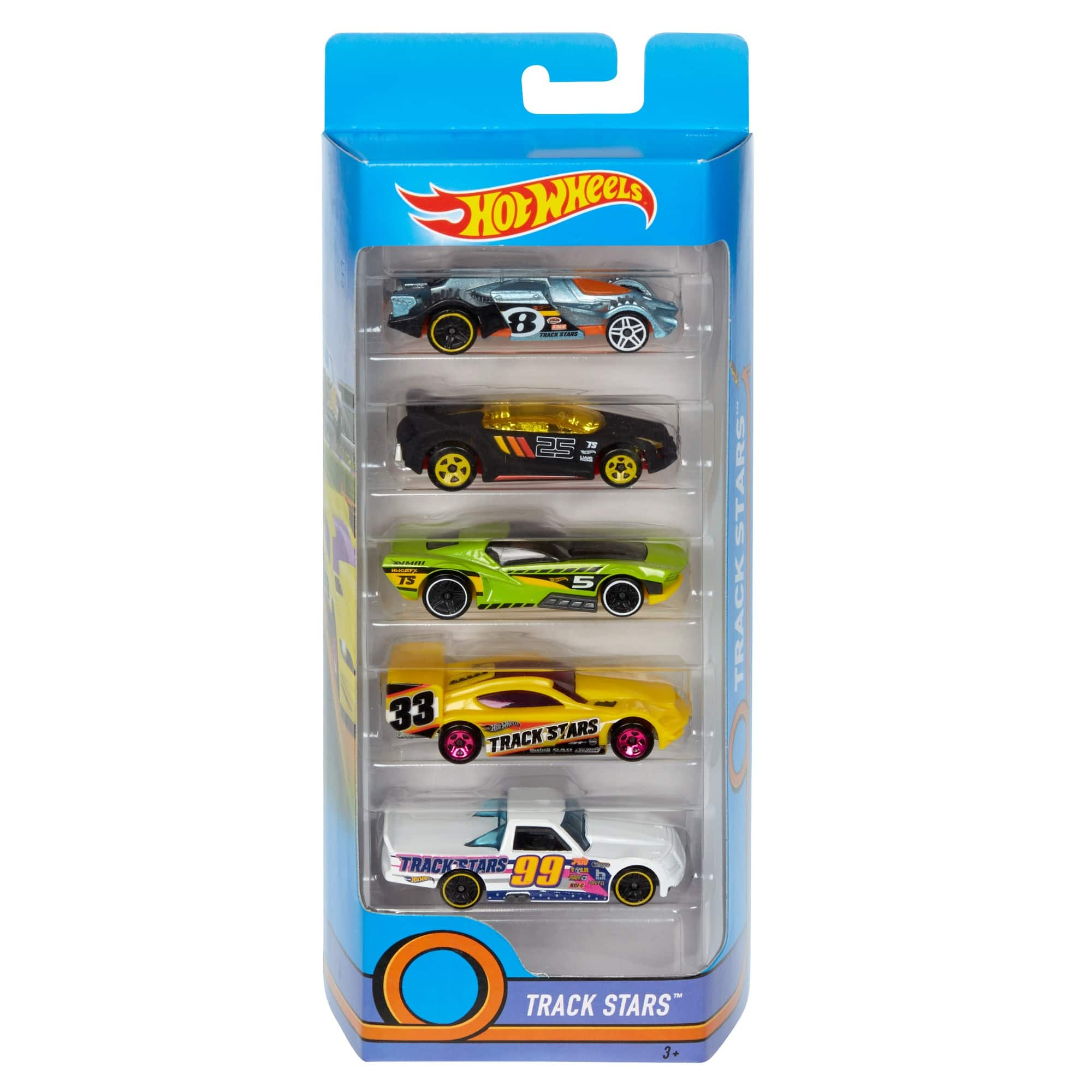Hot Wheels 5 Car Gift Pack Assorted Styles Slickdeals Net