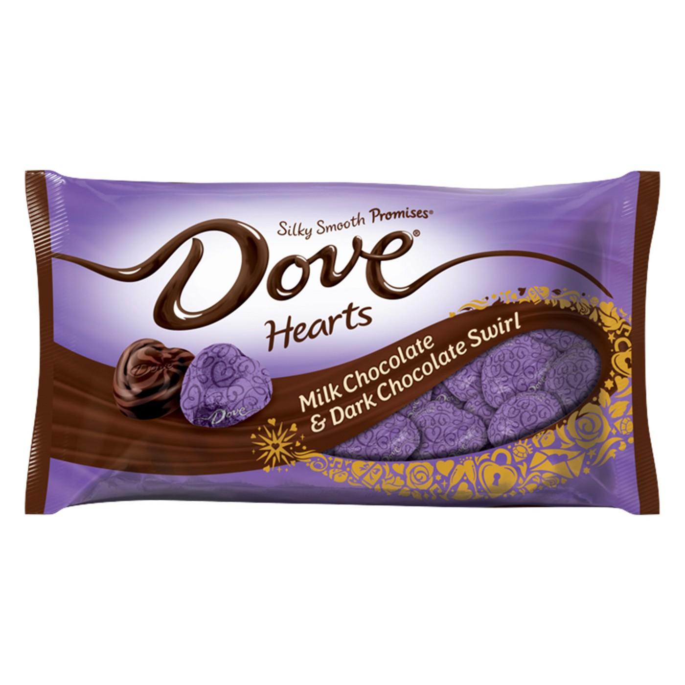 Target Cartwheel: 30% off on Dove Valentine's Day Chocolates. Free pickup. $2.58