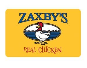 Kroger: Save $5.00 on ZAXBY'S  when you buy ONE (1) ZAXBY'S Gift Card (In store only)