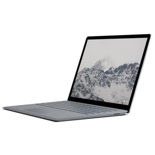 Microsoft Surface Laptop (Intel Core i5, 4GB RAM, 128GB) - Platinum $699.99