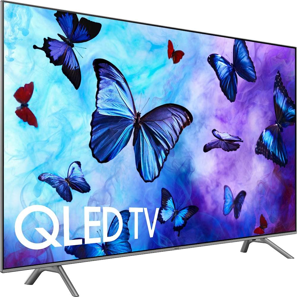 "Samsung - 65"" Class - LED - Q6F Series - 2160p - Smart - 4K UHD TV with HDR $1149.99"