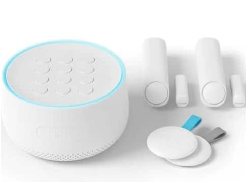 Good Points Electronics via Google Shopping: Google Nest Secure Alarm System - White for $258. Free Shipping.