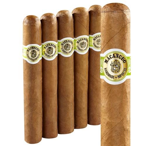Cigars International Macanudo Cafe Hyde Park 5 for $5 Free shipping