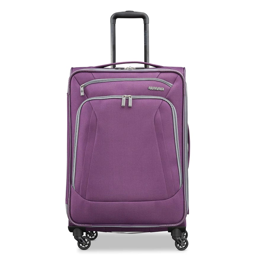 American Tourister Burst Max Spinner Luggage-29 INCH for $44 Each WYB 2 after KC With kohls CREDIT CARD at KOHLS