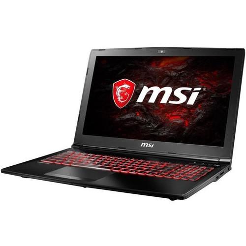 """MSI GL62M 15.6"""" Intel Core i7-7700HQ GTX 1050 8 GB Memory 128 GB SSD 1 TB HDD Laptop $749 after $50 Rebate"""