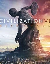 Sid Meier's Civilization VI: Rise and Fall Pre-order $22.49 Green Man Gaming with EARLYBIRD25