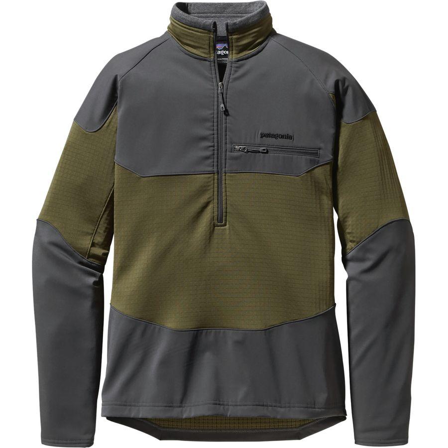 Patagonia R1 Field Fleece Pullover - 1/4-Zip - Men's - $67.60