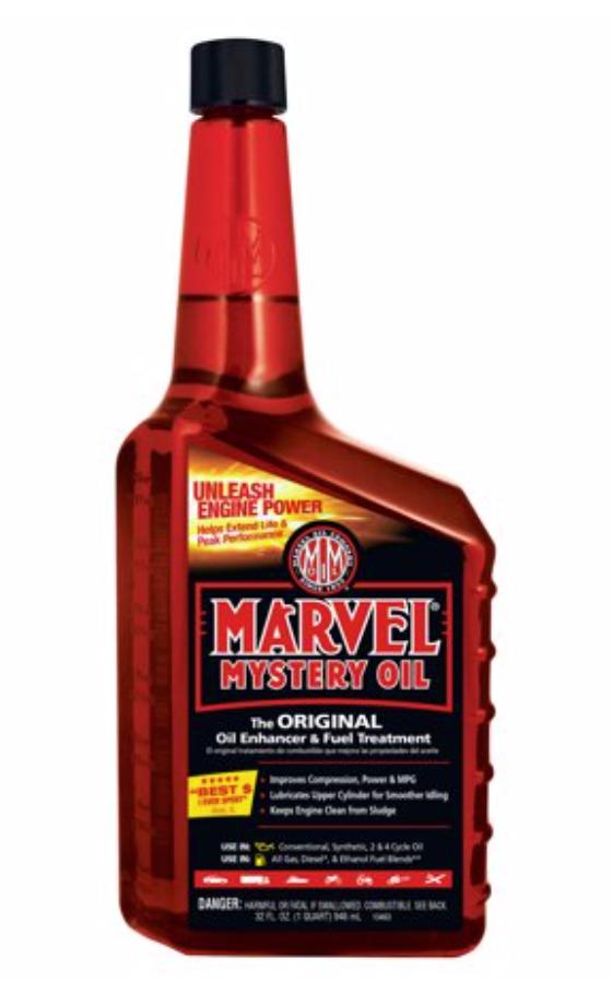 Marvel Mystery Oil MM13R (32 oz.) for $3.88