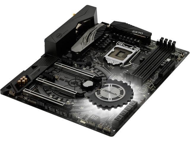 ASRock Z370 Taichi $159 after MIR; $189 before