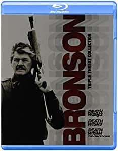 Bronson Triple Threat Collection Blu-ray $9.96