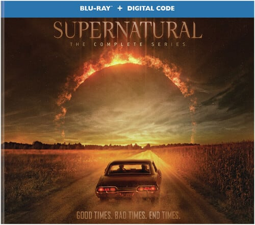 Supernatural: The Complete Series Blu-Ray + Digital - $198 + $6 Ship $204 at Deep Discount