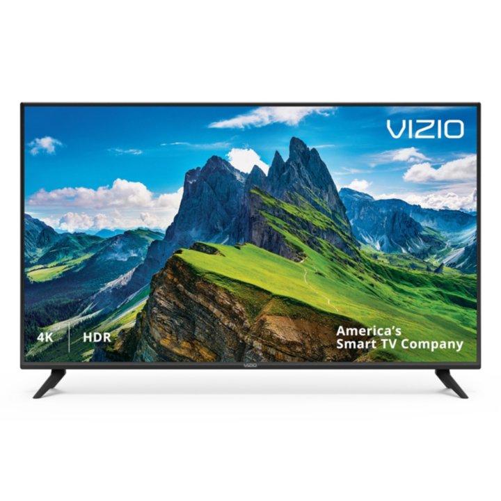 """VIZIO V-Series™ 50"""" Class 4K HDR Smart TV - V505-G9   $289.00"""