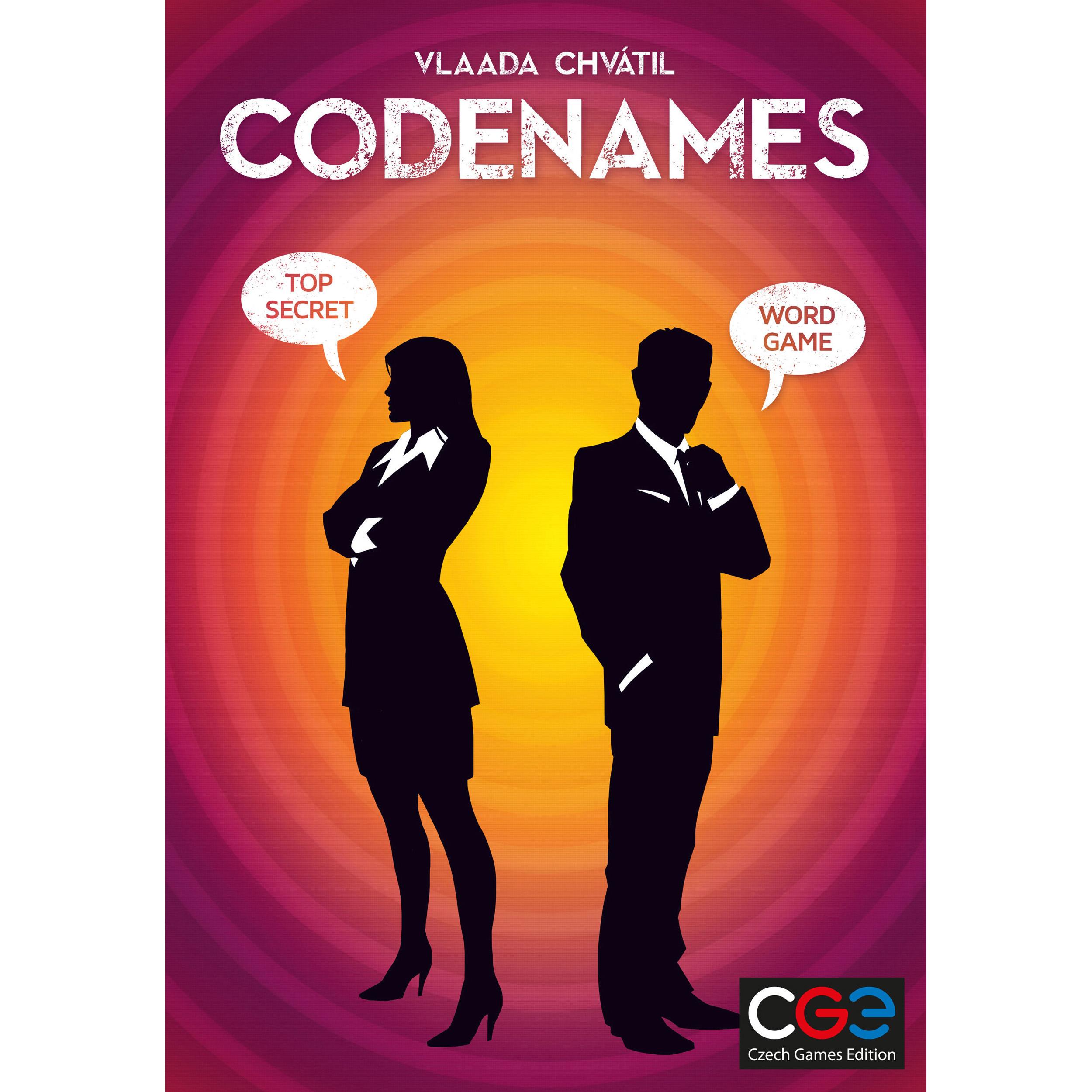 Codenames Board Game $9.99