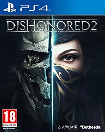 Dishonored 2 - PS4 and Xbox One for $10.59 at RedBox