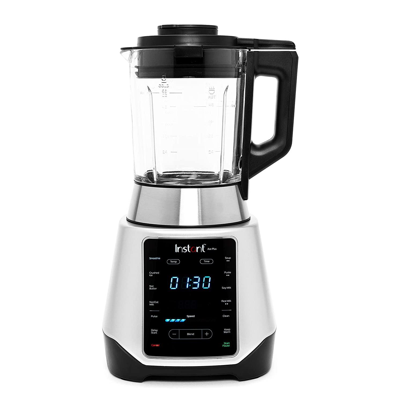 Instant Pot AcePlus Ace Plus Cooking & Beverage Blender, 1.6 L, Silver $89.99