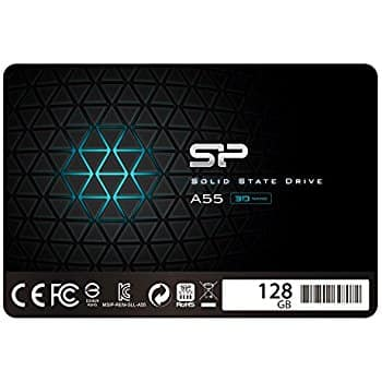 "Silicon Power via Amazon.com has 128GB Silicon Power SSD A55 SLC Cache Performance Boost SATA III 2.5"" 7mm (0.28"") Internal Solid State Drive on sale for U$29.99 + Free Shipping"