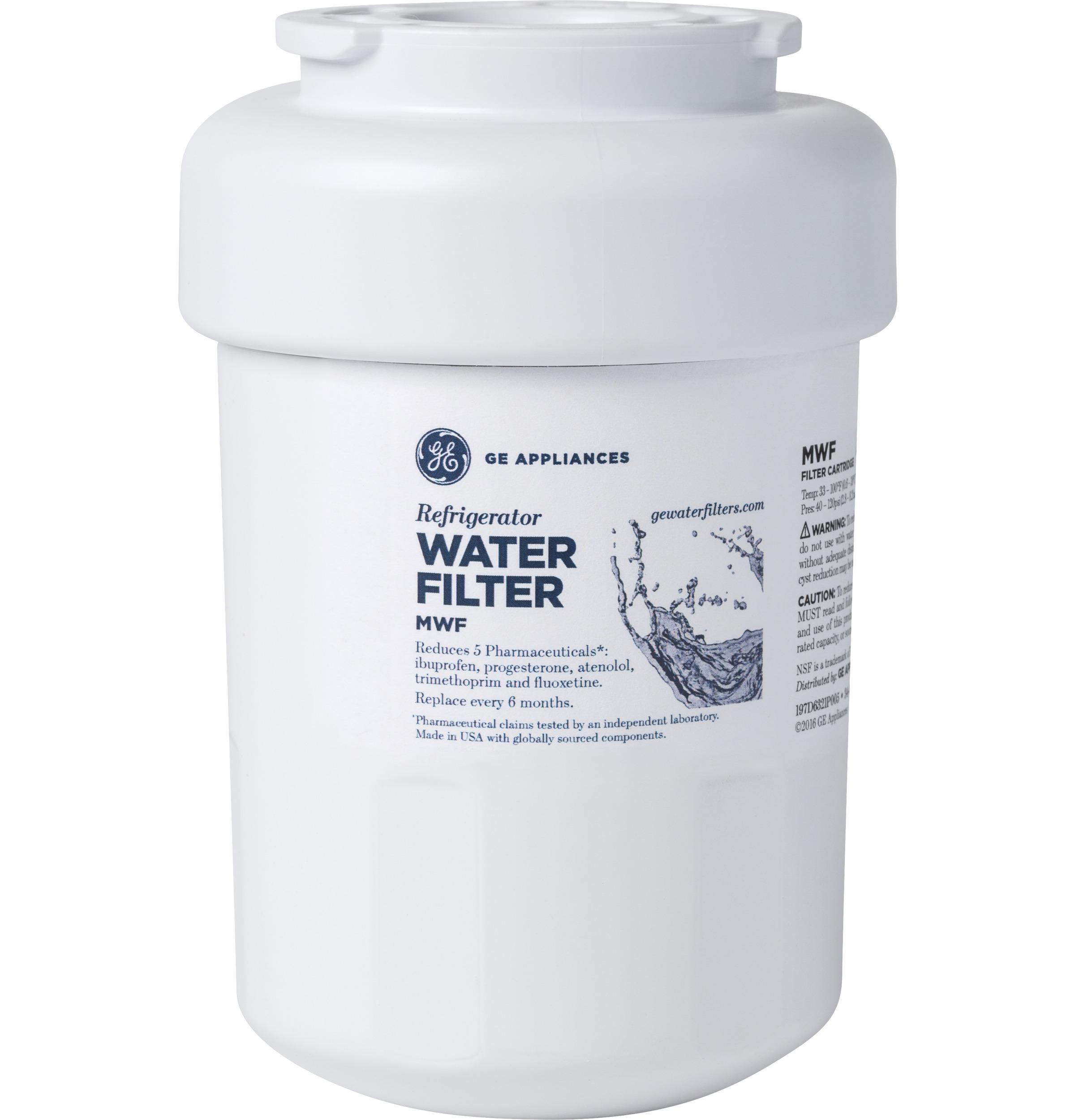 GE MWF Replacement Refrigerator Water Filter Cartridge #MWF $13
