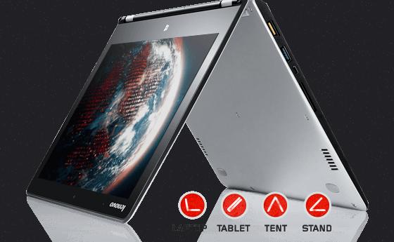 Lenovo Yoga 700 2-in-1 Laptop / Tablet - 256 GB SSD, 8 GB RAM, 11.6 FHD IPS LED @ $418
