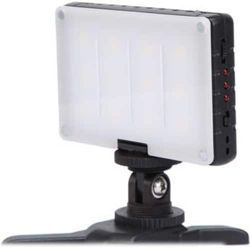 GVB Gear Compact Daylight On-Camera Light with Built-In Battery $29.25 + FS Amazon Prime