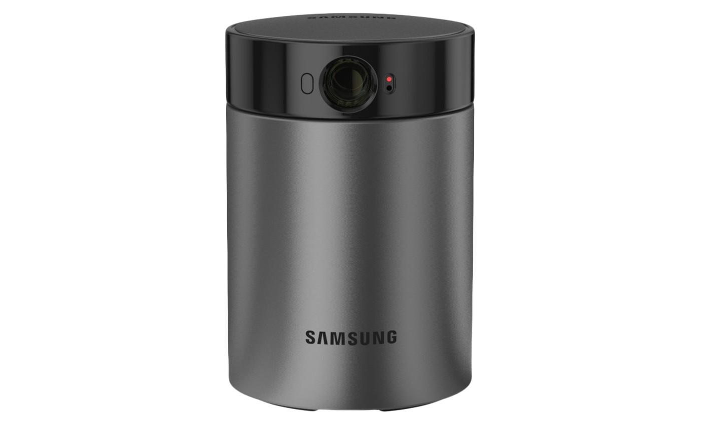 Samsung A1-Home Security System / Samsung SmartCamHD Plus $38.98 YMMV Target B&M
