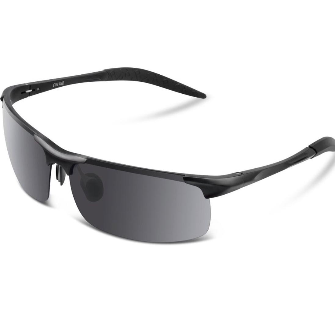 Men's polarized sports sunglasses $10.99 AC + FS Amazon Prime
