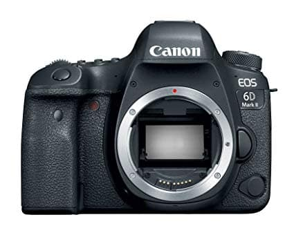 Canon 6d II body (BRAND NEW) - w/ Wi-Fi Enabled $1199.99