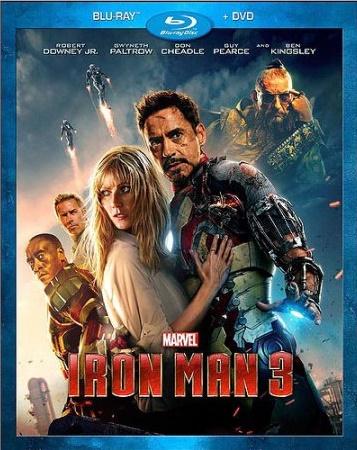 Iron Man 3 Blu-ray + DVD $3.74 @ Walmart B&M ymmv