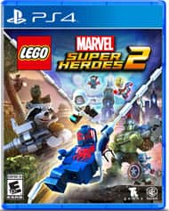 LEGO Marvel Super Heroes 2 - PS4, XBOXone $39.99 (33%off) @ GAMESTOP & Target