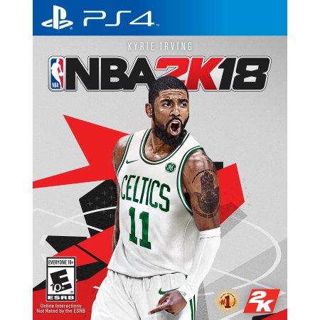 NBA 2k18 PS4/XBONE $39.99 @ TARGET.com 33% off