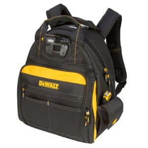 DEWALT Lighted Backpack Bag $69.35 at Amazon