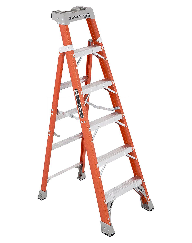 Louisville Ladder Cross Step 6' $61.50 at Walmart