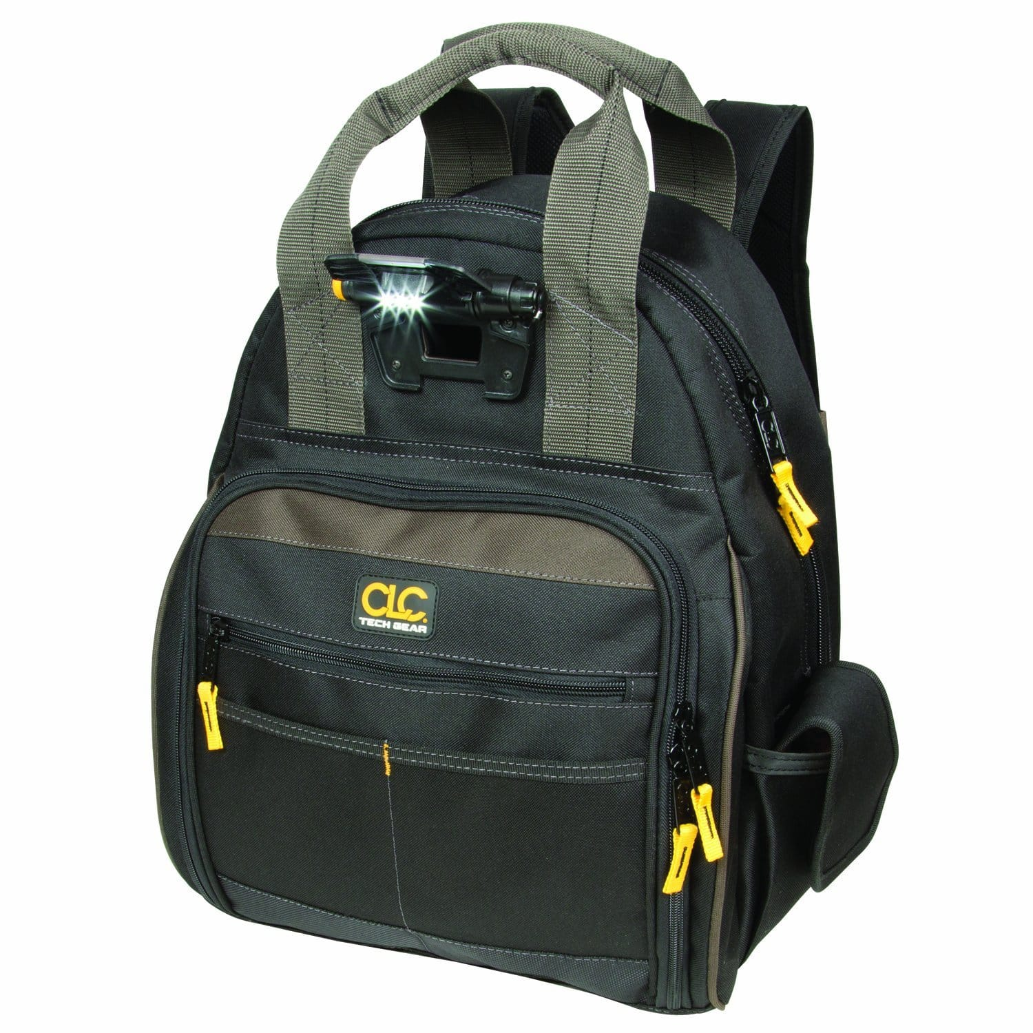 CLC Lighted Tool Back Pack at Amazon $63.96 with FSS