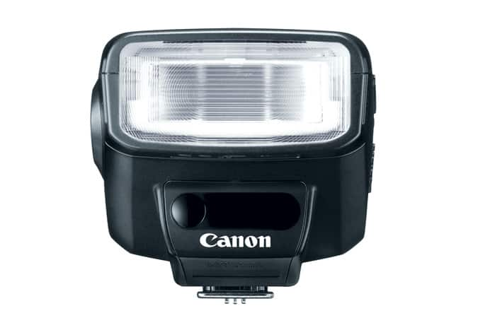 Canon Speedlite 270EX II flash refurbished $79.99 (with possible, ymmv, free 2 day shipping)