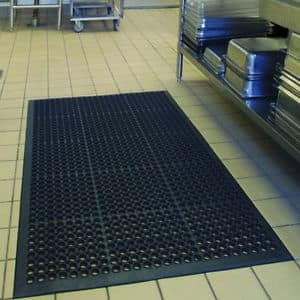 "Anti-Fatigue 36"" x 60"" Floor Mat $26.49"