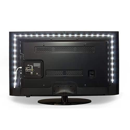 Usb Powered Tv Led Light Strip Kit 749 Slickdealsnet