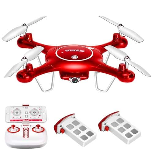 DoDoeleph Syma WiFi Quadcopter w/ 720p Camera $47.94