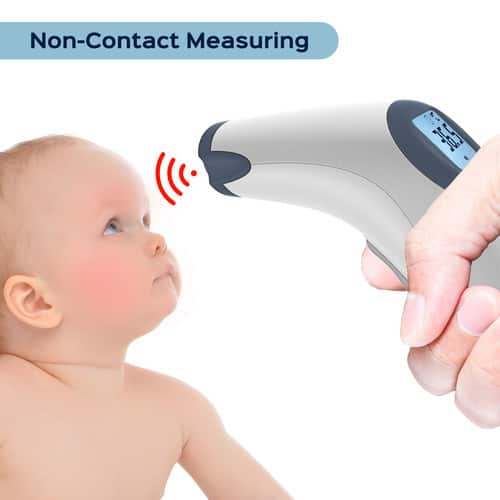 MeasuPro Digital Forehead Thermometer $16.99