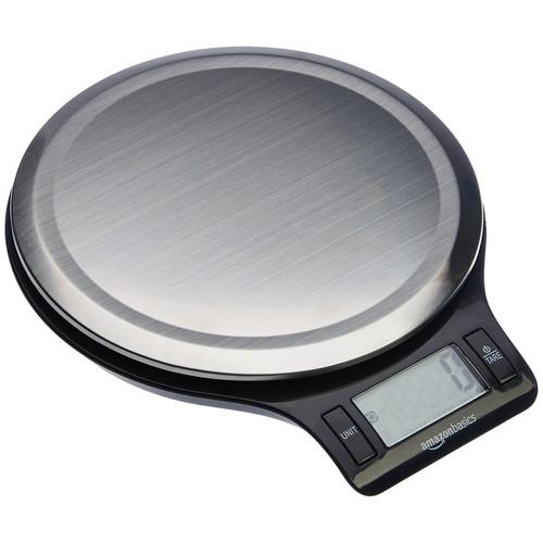 AmazonBasics Digital Kitchen Scale $6.98