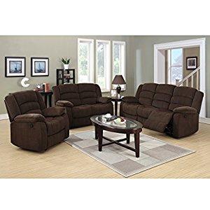 Langria 3-Piece Reclining Sofa Set $799.99