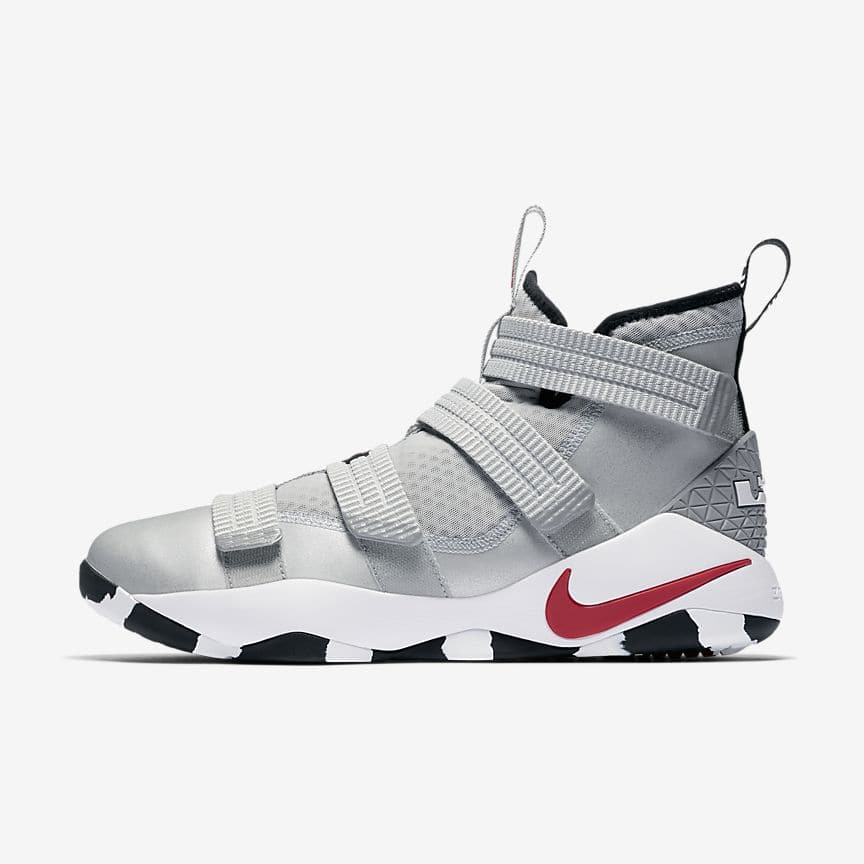 online retailer ad5a0 fec0f ... where to buy nike mens lebron soldier xi sfg shoes 67.48 f841c be369