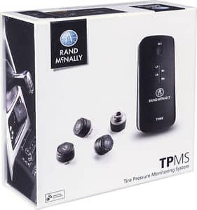 Rand McNally Tire Pressure Monitoring System $49.99