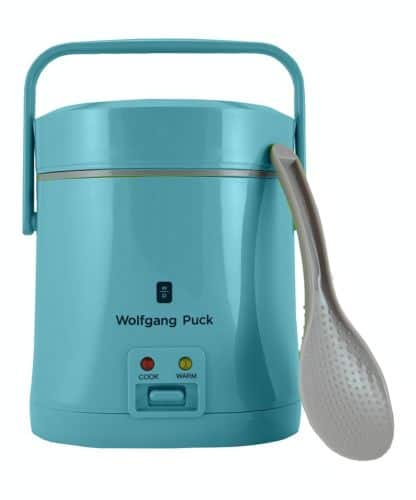 Open-Box Wolfgang Puck Portable Rice Cooker $16.5
