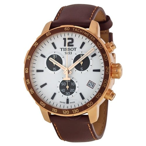 Tissot Unisex Quickster Chronograph Watch $174.99