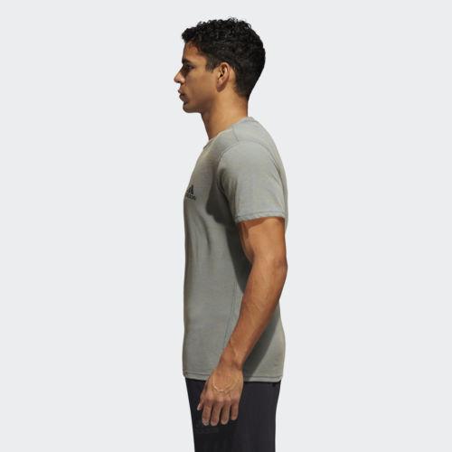 adidas Men's Ultimate Tee T-Shirt $9.99